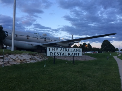 The Airplane Restaurant